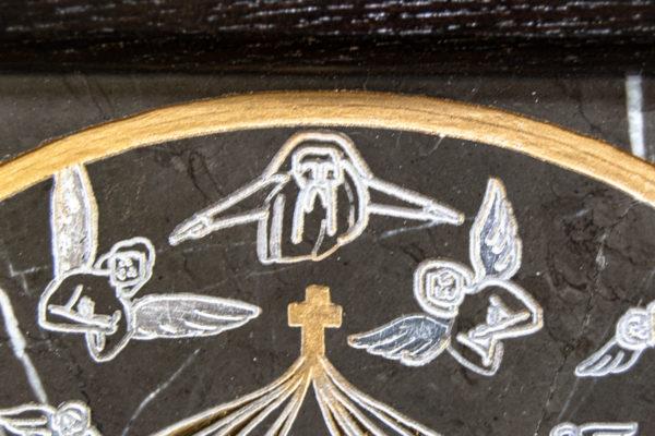 Икона Супрасльской Божьей (Божией) матери № 01, интернет магазин икон, изображение, фото 12