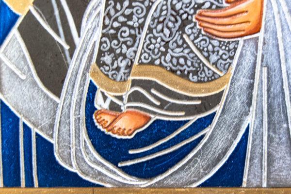 Икона Супрасльской Божьей (Божией) матери № 01, интернет магазин икон, изображение, фото 14