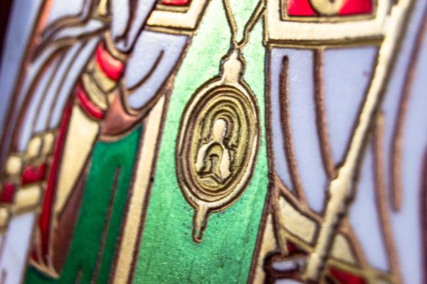 Икона Луки Крымского № 02 из мрамора, камня, каталог икон, фото 10