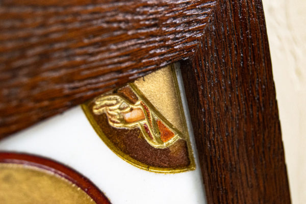 Икона Святой Мелании № 01 из мрамора, каталог икон в интернет-магазине, изображение, фото 7