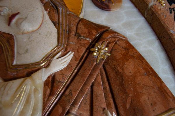 Икона Храмовая (Аналойная) Божьей Матери Жировичской, изображение, фото 5