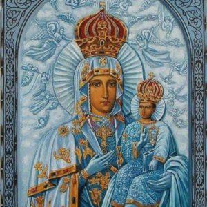 Икона Супрасльская Богоматерь