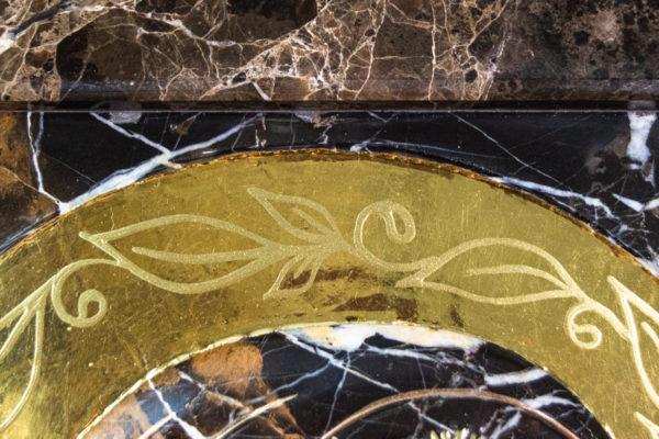 Икона Казанской Божией Матери № 3-12-9 из мрамора, камня, от Гливи, фото 6