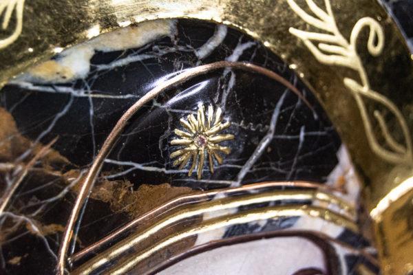 Икона Казанской Божией Матери № 3-12-9 из мрамора, камня, от Гливи, фото 14