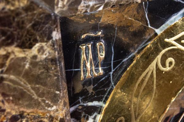 Икона Казанской Божией Матери № 3-12-9 из мрамора, камня, от Гливи, фото 15