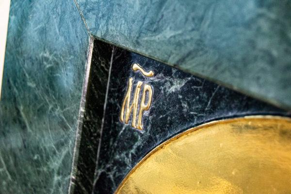 Икона Казанской Божией Матери № 4-12-3 из мрамора, камня, от Гливи, фото 6