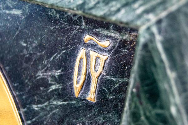 Икона Казанской Божией Матери № 4-12-3 из мрамора, камня, от Гливи, фото 7