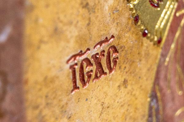 Икона Жировицкой (Жировичской) Божией Матери № 1.20-12 из мрамора, камня, изображение, фото 11