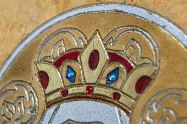 Икона Святой Елены № 01 из камня в Минске, каталог икон Гливи, фото 10