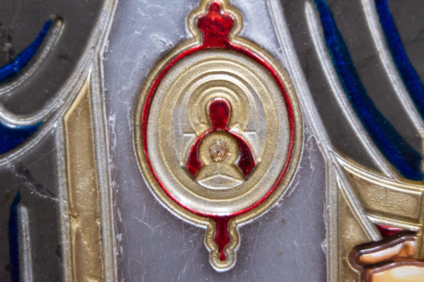 Икона Луки Крымского № 05 из мрамора, камня, каталог икон, фото 7