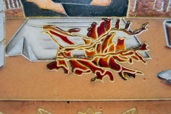 Каменная Картина Сутиниада № 01 (Сутин), изображение, фото 10
