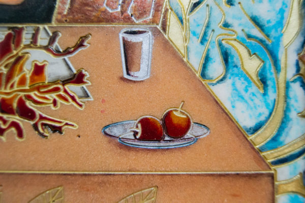 Каменная Картина Сутиниада № 01 (Сутин), изображение, фото 11