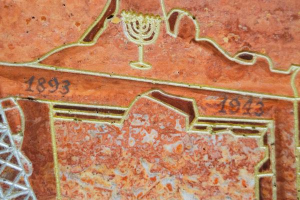 Каменная Картина Сутиниада № 01 (Сутин), изображение, фото 20
