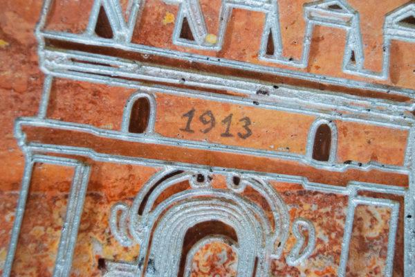 Каменная Картина Сутиниада № 01 (Сутин), изображение, фото 21