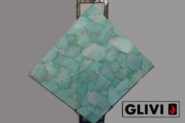 Натуральный камень, Полудрагоценный камень Green Agate, фото 2