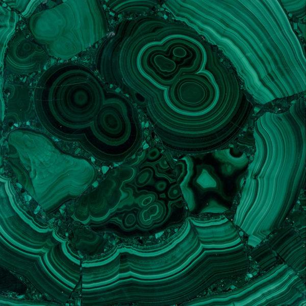 Натуральный камень, Полудрагоценный камень Malachite, фото 1