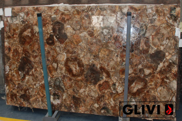 Натуральный камень, Полудрагоценный камень Petrified Wood, фото 2