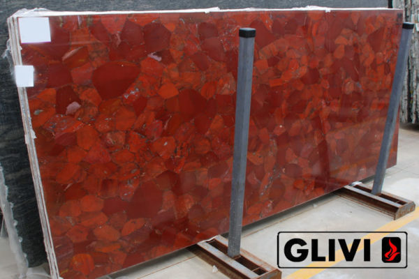 Натуральный камень, Полудрагоценный камень Red Jasper, фото 2