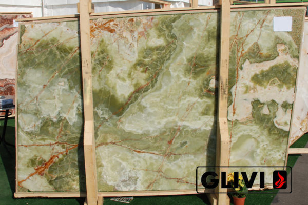 Натуральный камень, Оникс Verde Pakistan, фото 5