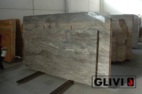 Натуральный камень, Травертин Silver, фото 2