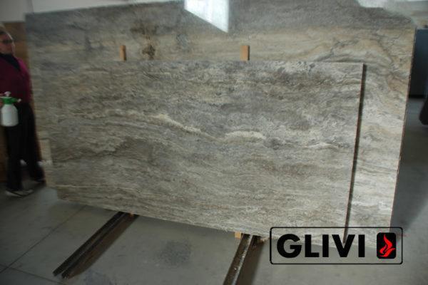 Натуральный камень, Травертин Silver, фото 3