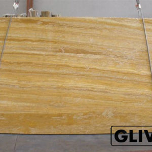Натуральный камень, Травертин Yellow Travertino, фото 6
