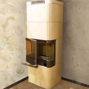 Топка Contura C26K High (26K 300673) с керамическим кожухом, изображение, фото 10