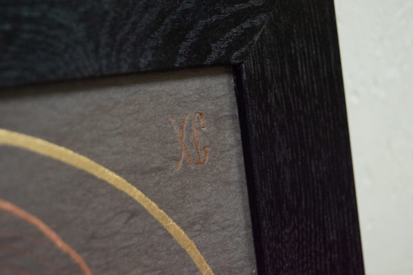 Икона Иисуса Христа - Спас Нерукотворный № 5-6 из мрамора, изображение, фото 7
