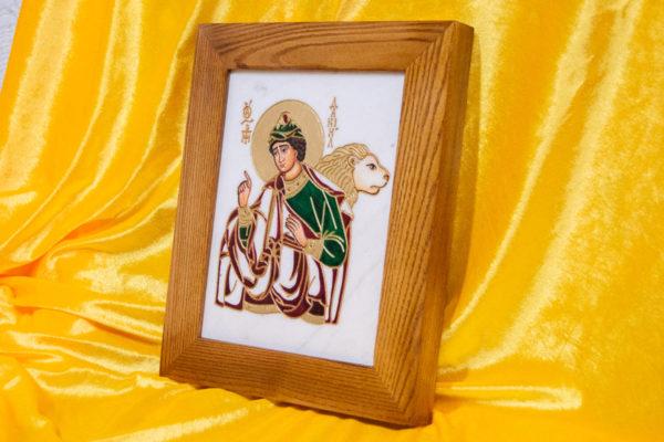 Икона Святого пророка Даниила № 01, именная икона для Данила, фото 2