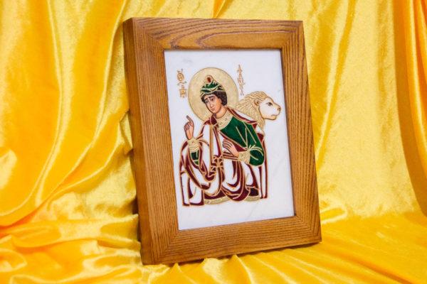 Икона Святого пророка Даниила № 01, именная икона для Данила, фото 3