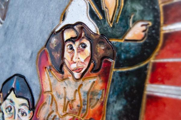 Каменная Картина Дорога в вечность № 02 (Сутин), изображение, фото 7