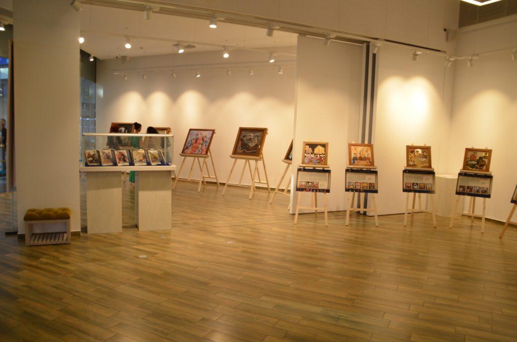 Открытие выставки картин из камня Хаим Сутин, фото 7